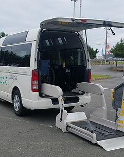 熊本市 福祉タクシー