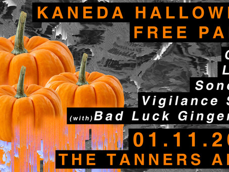 Kaneda Halloween Soiree