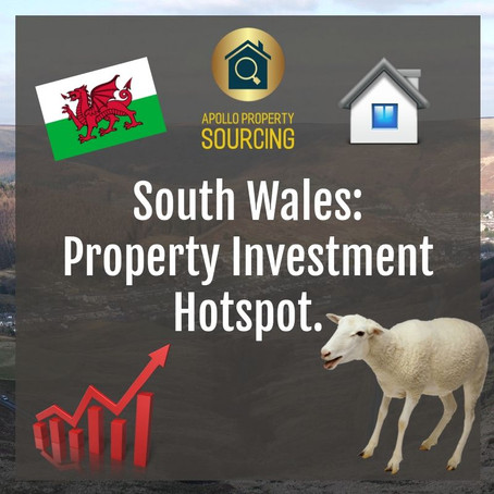 Why South Wales is a Hotspot for Property Investments.