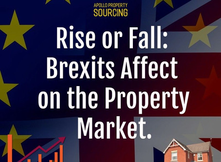 How Will Britain's Exit from the EU Affect the UK's Property Market?