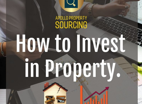 How To Invest in Property UK