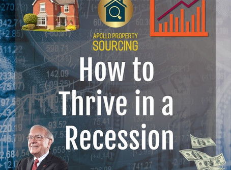 How to Thrive in a Recession.