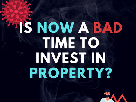 Is Now a BAD Time to Invest in Property?