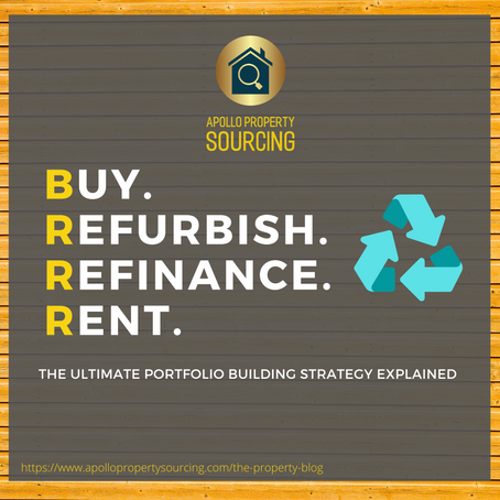 Buy. Refurbish. Refinance. Rent.