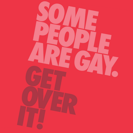 Homophobia isn't over yet - Guest Blog