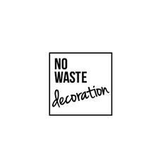 No Waste Decoration logo.png