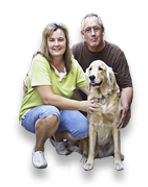 curt,patty, & Lily mobile pet groomers