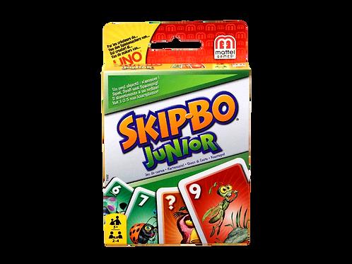 Mattel T1882 - Skip-Bo Junior