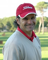 Olivier Knupfer golf coaching Switzerland golf stages golf tuition PGA Class AA