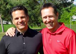 Olivier Knupfer et Steve Rey