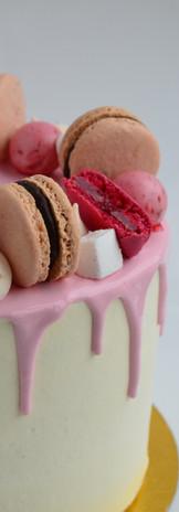 Drip Cake Macarons