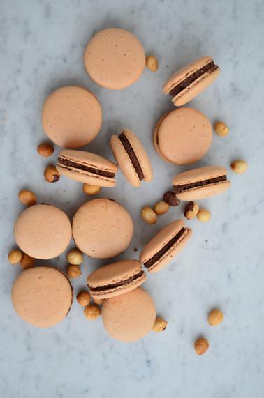 Macaron Caramelo
