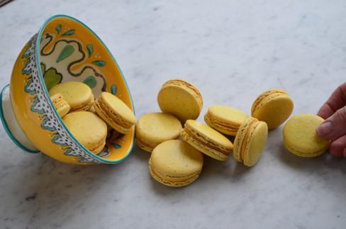 Macaron Limón