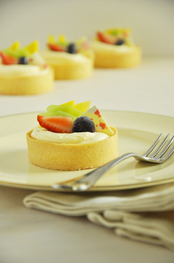 Mini Tarta de Frutas