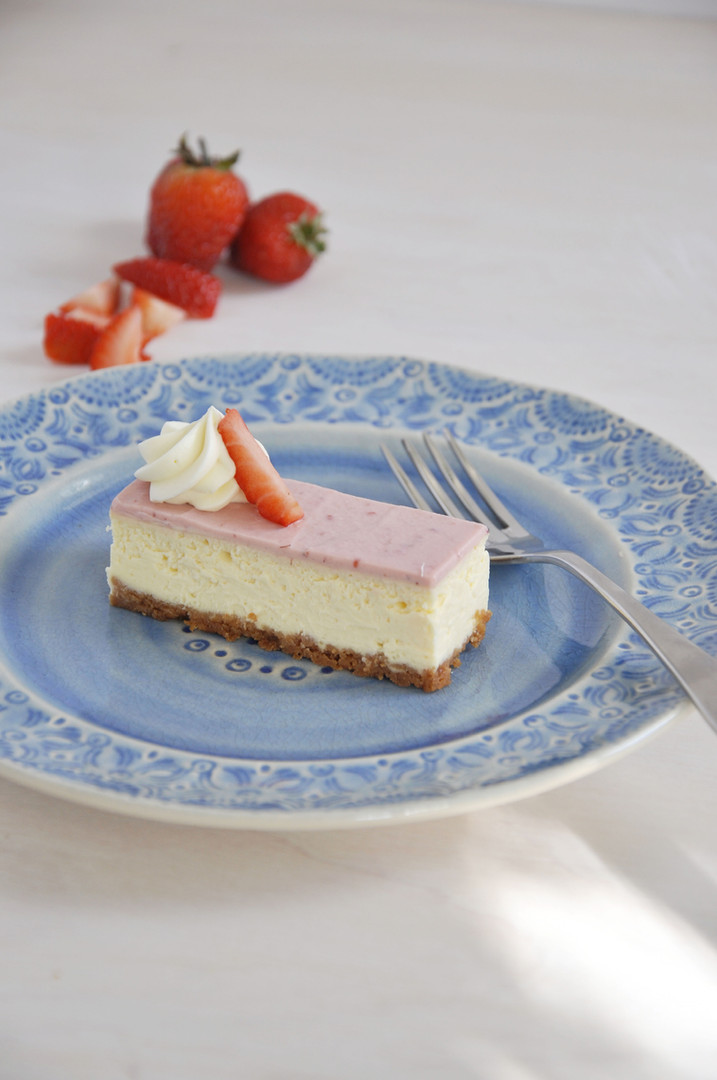 Cheesecake Bar Frutilla