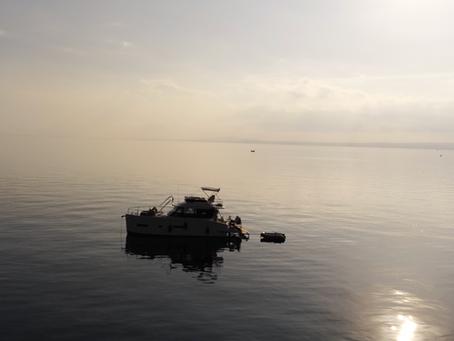 Die Insel Raab -  Die Insel der unzähligen Buchten