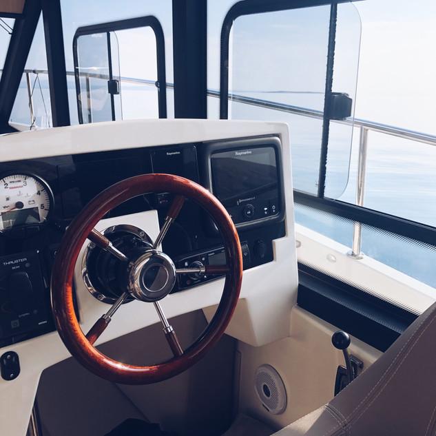 Der Kapitänsitz