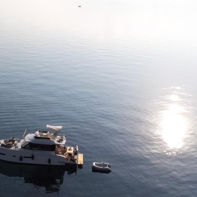 VAIA HOLIDAY Boot vor Krk -  unsere Liebe