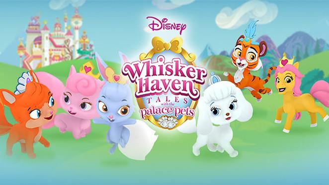 Whisker Haven Tales App
