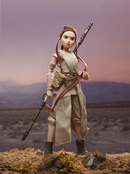 Rey Adventure Figure