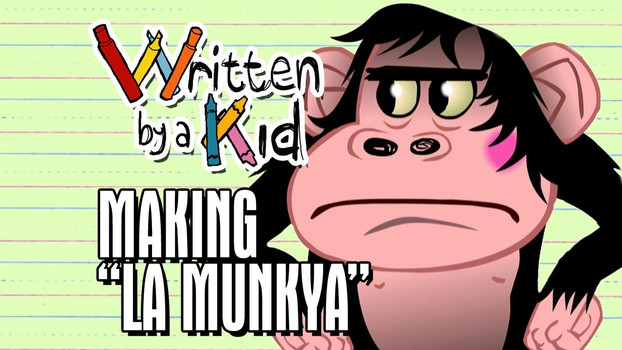 "Roque talks about the making of ""La Munkya"" for Geek & Sundry"