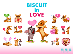 Biscuit in Love