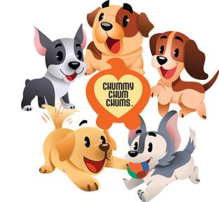 VIZ Media partners with Ghostbot Inc. on Chummy Chum Chums!