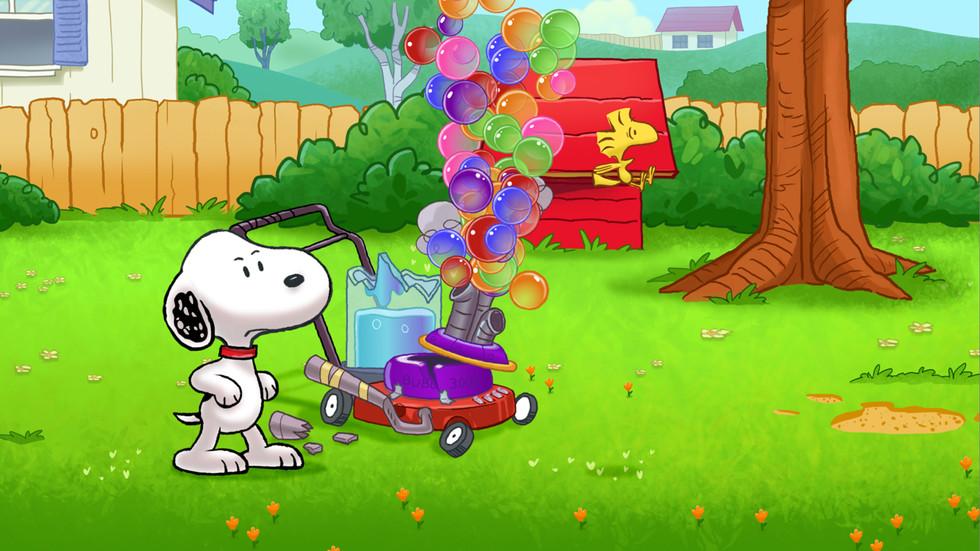 Snoopy Pop