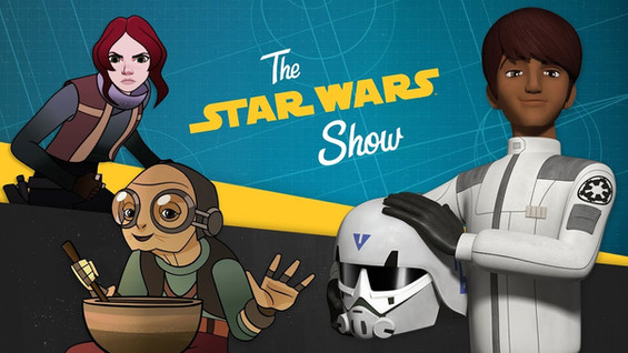 The Star Wars Show visits Ghostbot Studios