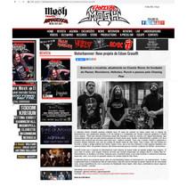 Fanzine Mosh - News about Motorhammer ba