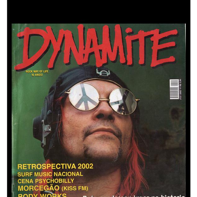 Dynamite Magazine- Interview-Brasil- 2001
