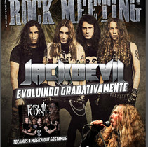 Rock Meeting Mag. Interview- Brasil- 2014
