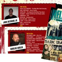 Helldivine Magazine- Best Album from 2014- Brasil