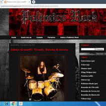 Polemico Rock website- Interview - Brasil- 2013