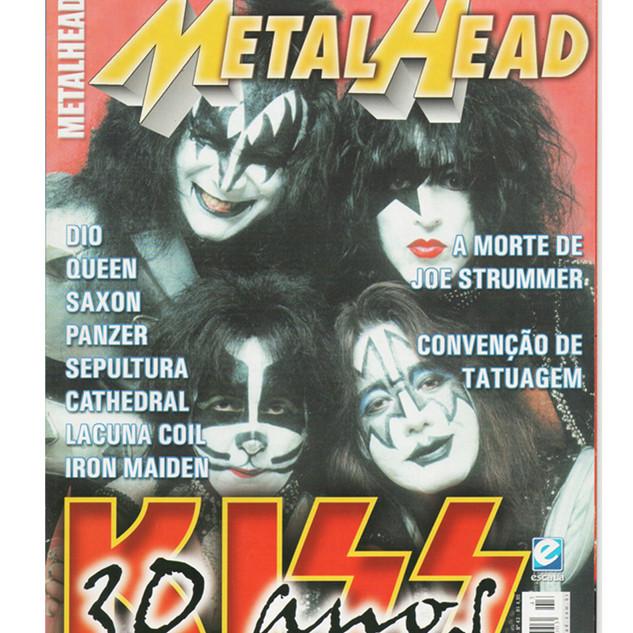 Metal Head Mag.- Interview- Brasil-2003