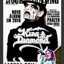 Panzer- Interview Rock Meeting Mag.2016