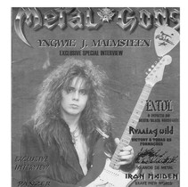 Metal Gods Magazine- Interview- Brasil-1999