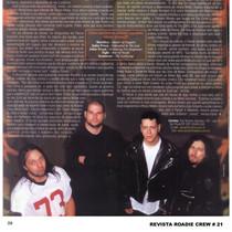 Roadie Crew Mag. - Interview- Brasil-2000