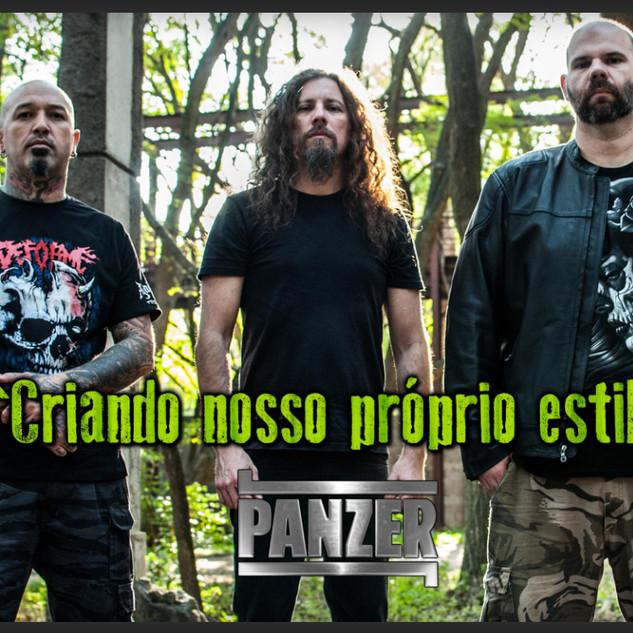 Panzer- Interview Rock Meeting Mag. 2016