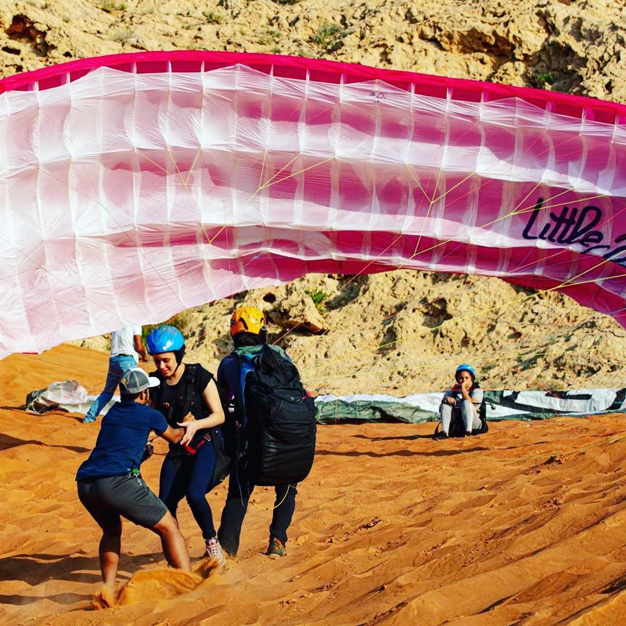 Learn to Paraglide - P1