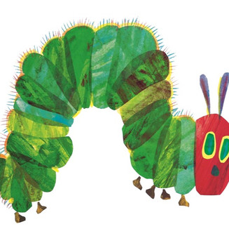The Very Hungry Catepillar