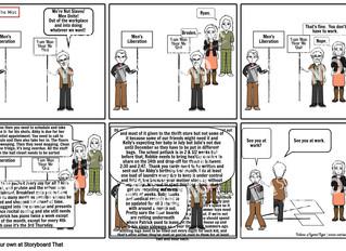 Comic Strip! - Fen in the Mist