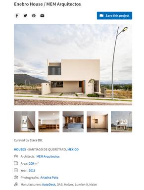 Casa El Enebro
