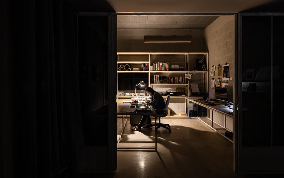 Oficina- 1i Arquitectura- Fotografia Ari
