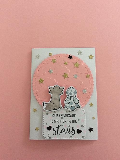 Friendship Birthday Card