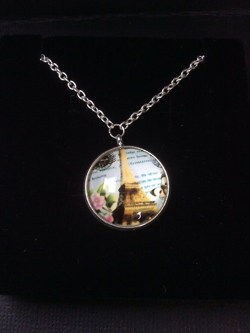 Paris Eiffel Necklace - Assorted