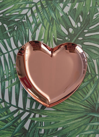 Heart Shaped Trinket Tray