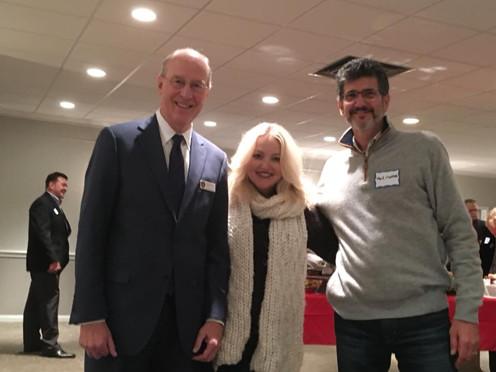 Bill Goodman, Tuesday Knight and Niel Ch