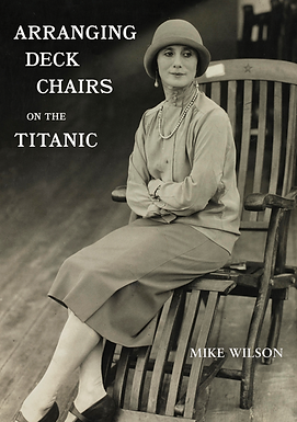 Arranging Deck Chairs on the Titanic