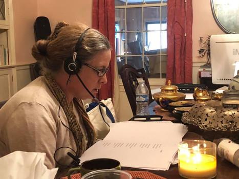 Nancy Royden on Podcast